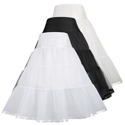 2-Layers Flower Girls Dress A-Line Crinoline Petticoat Party Wedding MINI 2-15 T](Girls Petticoat)