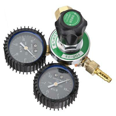 Non-slip Design Nitrogen Pressure Reducer Meter Welding Regulator Gauge Am