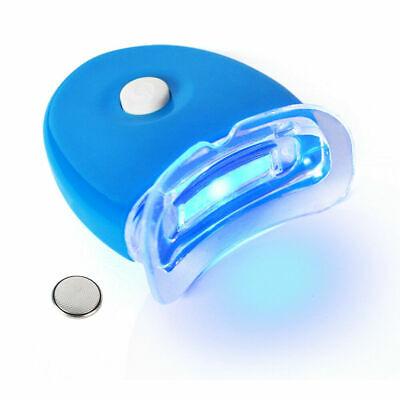Teeth Whitening Light Bleaching UV Laser Whitening Accelerator Activator 5 Leds
