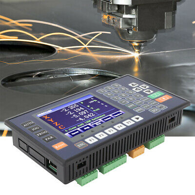 Lcd Display Cnc Controller 4 Milling Machine Controller Tc5540v High Accuracy