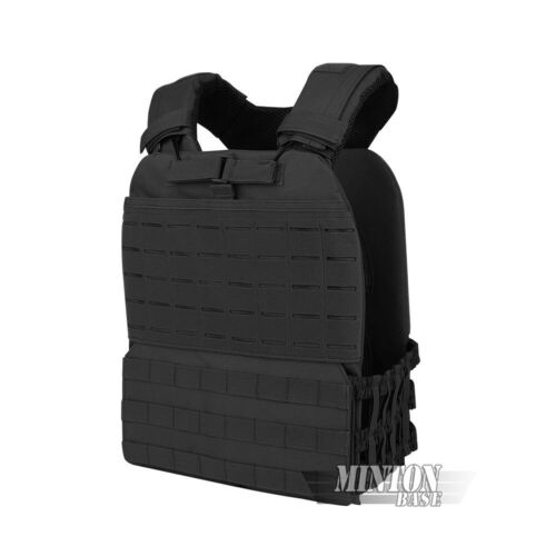 Cross Fit Weighted Vest Molle Endurance Fitness Strength Training Plate Carrier