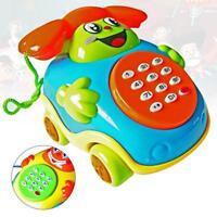 Divertente Musicale Educativo Cartoni Animati Telefono Inerente Allo Sviluppo -  - ebay.it