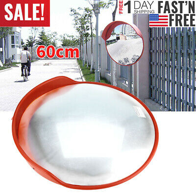 24 Traffic Convex Mirror Safety 130 Wide Angle Driveway Road Outdoor Security