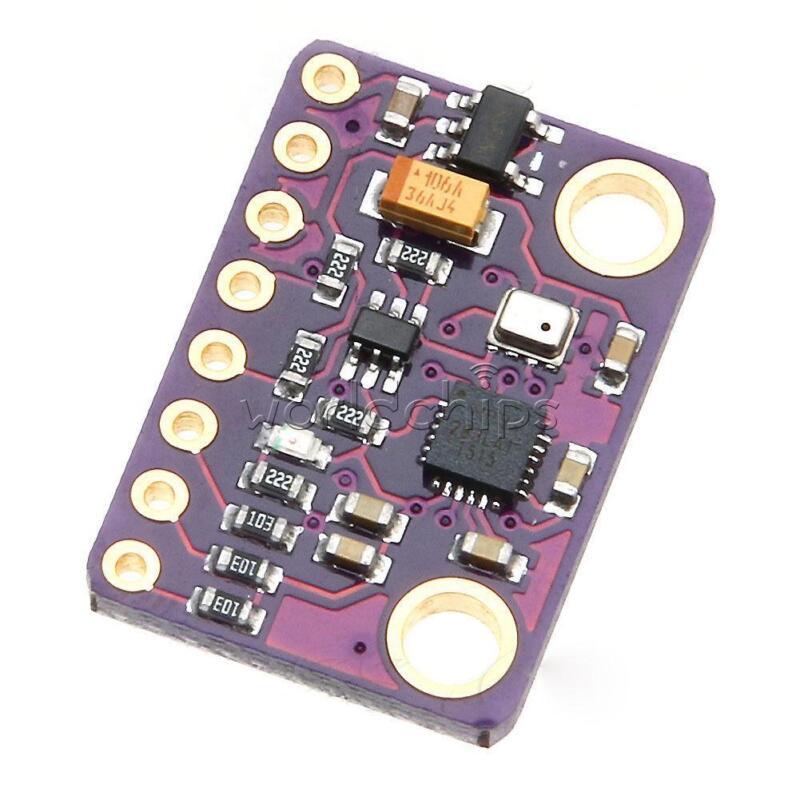 10DOF I2C//SPI MPU9250 BMP280 BME280 Kompass Barom pour Arduino Raspberry Pi S