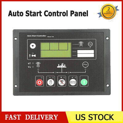 Dse720 Auto Start Control Panel For Deep Sea Electronics Generator Spare Parts
