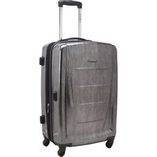 "Samsonite Luggage  Winfield 2 Fashion HS Spinner 24"" Charcoal One Size TSA Lock"