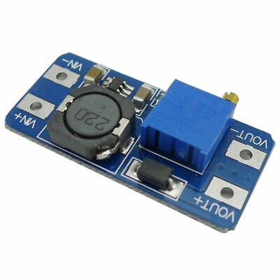 5pcs Mt3608 Dc-dc Step Up Power Apply Booster 2a Power Module For Arduino U1m2