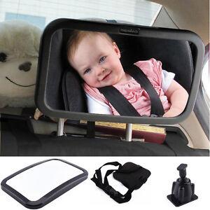 Baby Rückspiegel Kfz Kinder Spiegel Autospiegel Sicherheit Babyschale Auto AL08