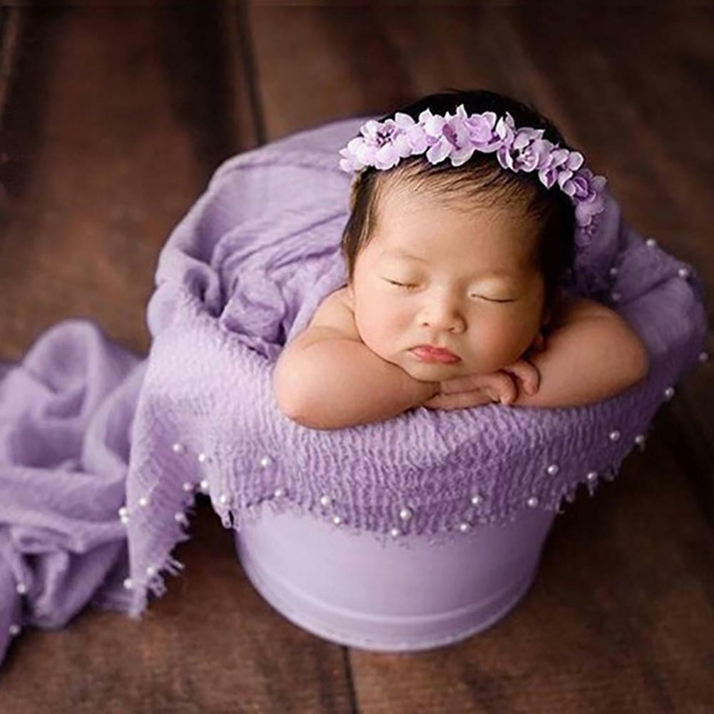 Wrap Mohair Newborn Photoset Baby hats