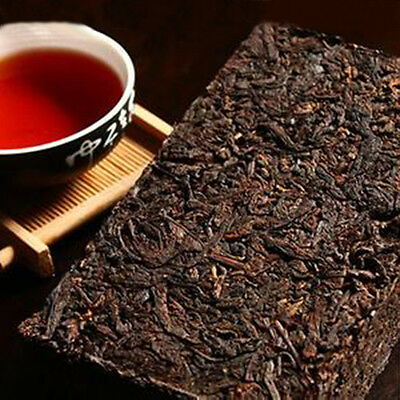 9 Years Old (9 Years Old Puer Tea Sweet Health Care Slimming Weight Loose Puer Brick)