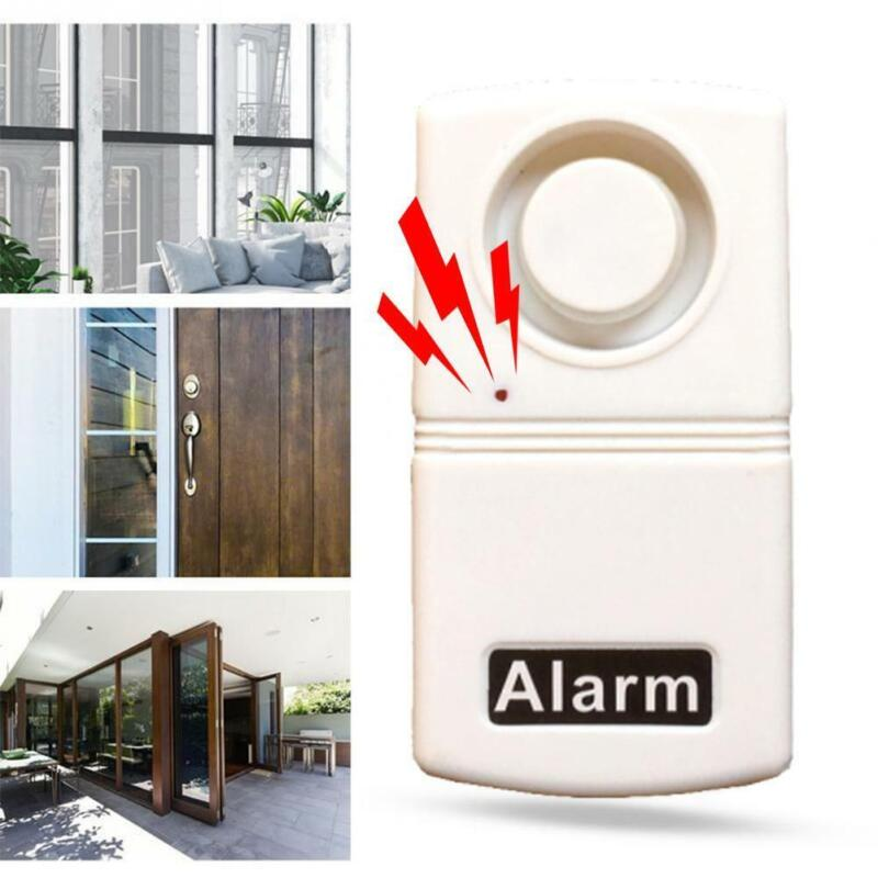 Mini Earthquake Detector Doorbell Get Early Warning of Impending Quake Alarm New