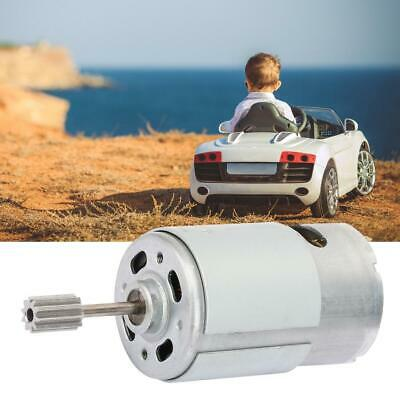 12v Rs550 High Speed Micro Motor For Electric Toy Car Strong Power 35w-55w Highq