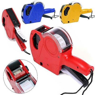 Retail Price Tag Gun Pricing Labeller Single Row Eos5500 Price Machine Gun 8 Bit