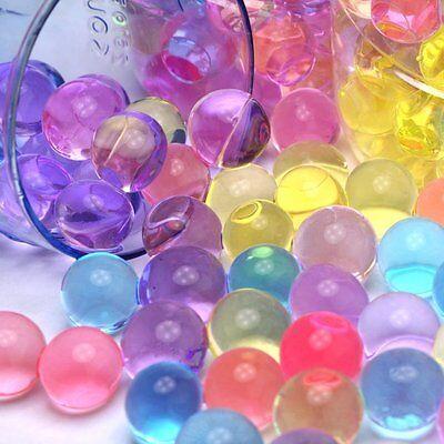HUGE 16oz. ALMOST 30,000 Jelly BeadZ®  Brand Water Bead Gel- Rainbow Mix