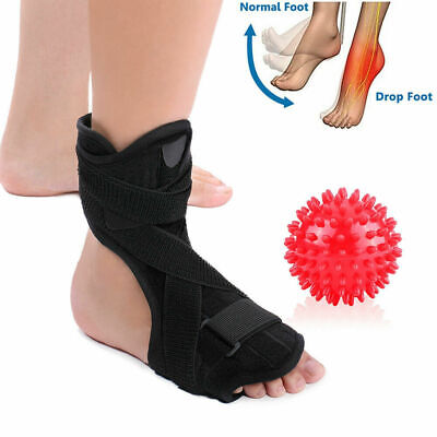 Plantar Fasciitis Night Splint Sleep Support Foot Drop Ortho