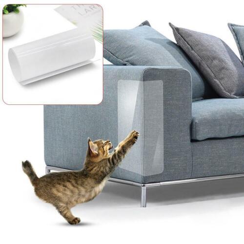 2 Stk Katze Kratzschutz Matte Haustier Katze Kratzbaum Möbel Sofa Seat Prot G6D4