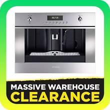 SMEG Classic Aesthetic Coffee Machine CMS45X RRP $4690 Tullamarine Hume Area Preview