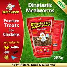 283gm Dried Mealworms for Chickens Garbutt Townsville City Preview