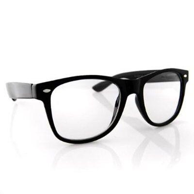 Nerdy Glasses Nerd Clear Sunglasses Halloween Costume Chuckie Finster Garth - Halloween Costumes Nerdy