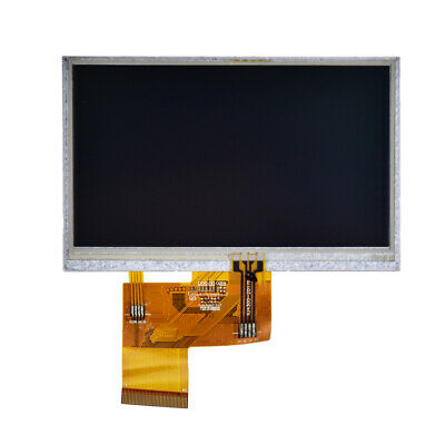 Lcd Screentouch Digitizer Panel For Tianma Tm043ndh02 4.3 480272 40pin Fpc