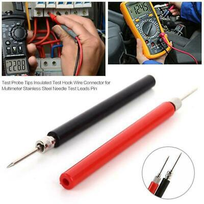 1 PAIR Universal Probe Test Leads Pin For Digital Multimeter Meter