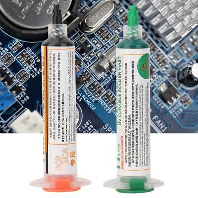 Uv Light Curing Solder Mask Ink Bga Pcb Solder Resist Ink For Phone Repair Gb