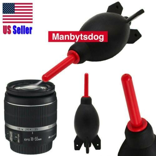 Rocket Air Blower Duster For Lenses Sensors DSLR Camera CCD Lens Cleaning USA