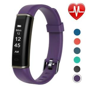 ID130HR Slim Fitness Tracker Smart Watch Bracelet Brand New in Box