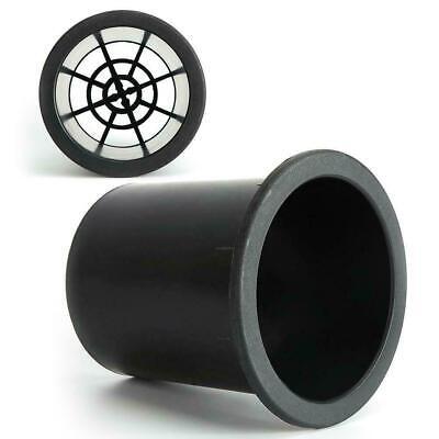 2X Speaker Port Tube Bass Reflex Connector Audio 8-12