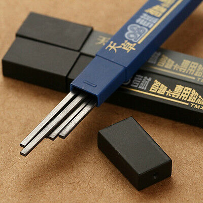 2MM 2B MECHANICAL PROPELLING PENCIL AND REFILL LEAD SCHOOL/OFFICE STATIONERY