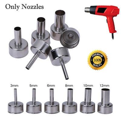 Universal Soldering Station Hot Air Gun Welding Heat Resistant Nozzles Sprayer