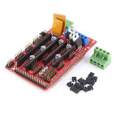 3D Printer Accessary Controller for RAMPS 1.4 RepRap Prusa Mendel for Arduino