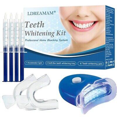 (10ml/18,33€) Zahnaufhellung Gel Teeth Whitening Home Zahnbleaching Kit