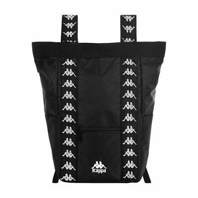 Backpack 222 Banda Aninges Kappa Black Unisex