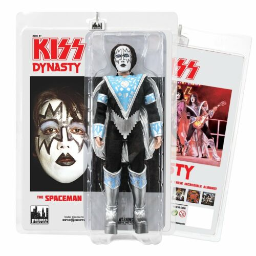 KISS 12 Inch Action Figures Series 8 Dynasty: The Spaceman