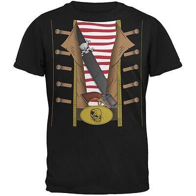 Pirate Costume Adult Mens T-Shirt