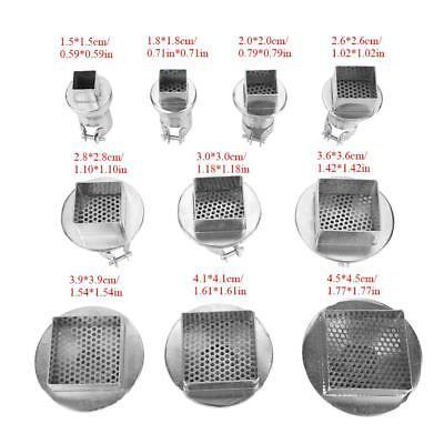 Heat Gun Nozzle For 850 Hot Air Soldering Station Bga Repair Tool Accessories Mf