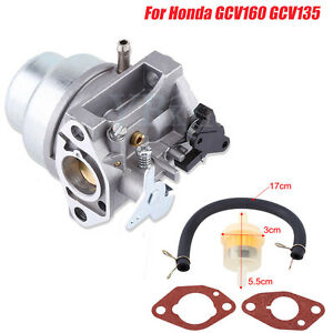 Metal Carburettor Carb Lawnmower Parts For HONDA GCV160 Engines 16100-Z0L-853 UK