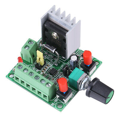 Stepper Motor Controller Pwm Pulse Signal Generator Speed Regulator Board Mf