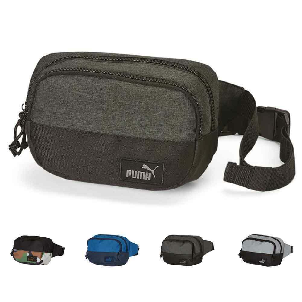 NEW PUMA Fanny Pack, Running Belt Waist Pouch Outdoors Camping Hiking Zip Bag