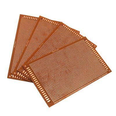 10pcs 9x15cm Diy Prototyping Pcb Board Blank Printed