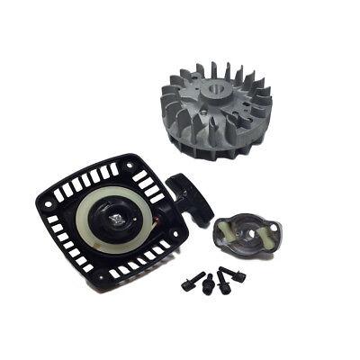 Flywheel Set - Easy Pull Starter with Flywheel Set Fit 1/5 HPI Baja 5B 5T 5SC