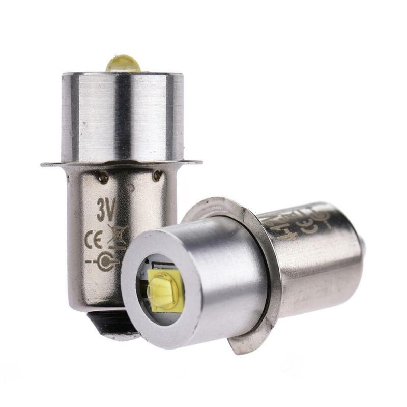 LED Upgrade Bulb 3W P13.5S PR2 LED Conversion Kit Bulbs for