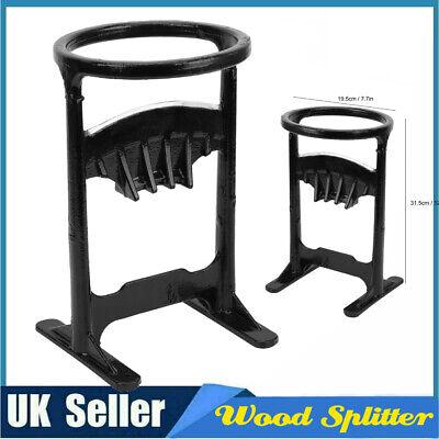 Kindling Splitter Firewood Wood Splitter Manual Cutting Cutter Outdoor Equipment
