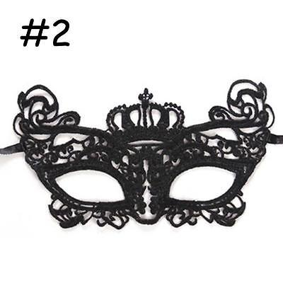 Masquerade Ball Dresses For Halloween (NEW Sexy Lace Mask For Halloween Masquerade Ball Party Fancy Dress Costume #2)