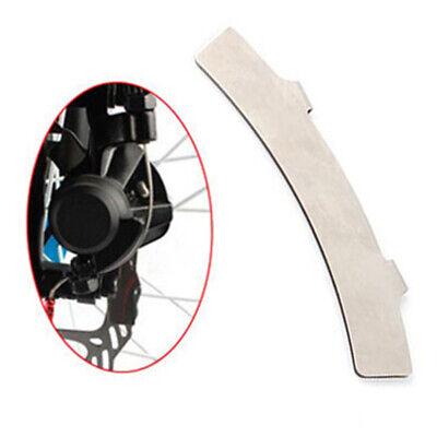 2x Bicicleta Pastillas Frenos Ajustador Herramienta Disco de Rotor Alineación