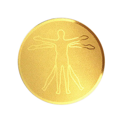2X Anti Radiation Protection Sticker EMF Protector Quantum S