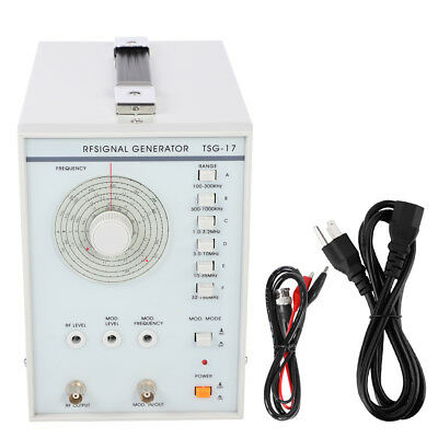 Tsg-17 High Frequency Signal Generator Rfradio-frequency 220v110v Ml