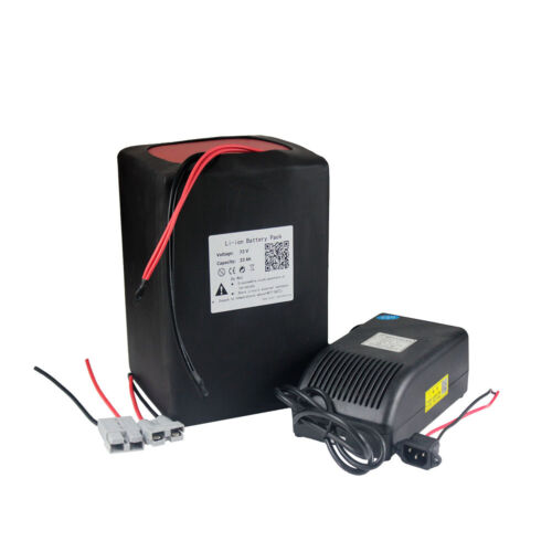 72V 33ah Lithium ion Rechargeable Battery Pack For 2000W Ebi