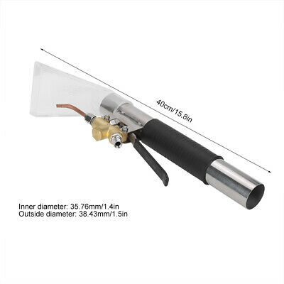 Carpet Cleaning Furniture Extractor Auto Detail Wand Hand Tool Home